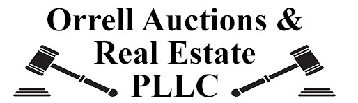 Orrell Auctions & Real Estate PLLC Logo